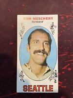 TOM MESCHERY 1969-70 Topps Seattle Supersonics Basketball Card #19