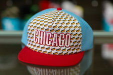 American Needle Chicago Hotdogs Grub Snapback Hat