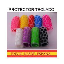 """*Protector funda carcasa teclado  Macbook pro air 13"""" 15"""" cubierta ñ Español"""