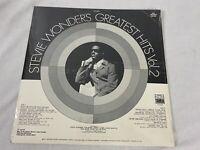 Stevie Wonder - Stevie Wonder's Greatest Hits Vol. 2 VINYL LP Factory Sealed