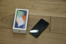 Apple iPhone X 64GB Factory Unlocked Smartphone Silver was Preivously on AT&T