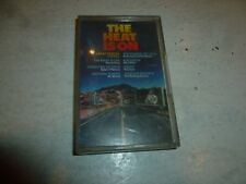 THE HEAT IS ON - 1986 UK 16-track cassette