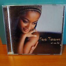 TAVARES, SARA - Mi Ma Bo - CD ** Very Good ** Portuguese