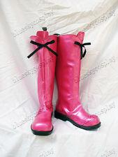Tokyo Mew Mew Zoey Hanson Ichigo Momomiya  cosplay shoes boots Custom-Made109