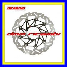 Dischi freno BRAKING WK DUCATI MONSTER 600 750 900 S4 S4R S4RS WL001 WK001R