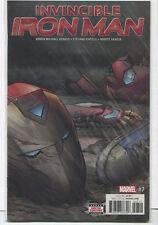 Invincible Iron Man # 7 Nm Marvel Comics Cbx17