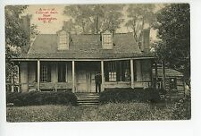 """Colonial Cabin"" Minnie Brooke—Washington DC Rare Antique Chevy Chase 1907"