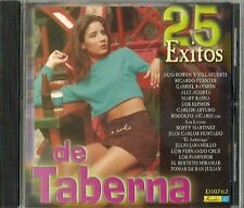 de Taberna Latin Music CD