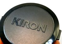 Kiron Kino Front Lens Cap 67mm Snap on type