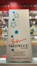 HOLLYWOOD Cologne 1.7 oz /50 ml EDT Spray for MEN by Fred Hayman.New in box