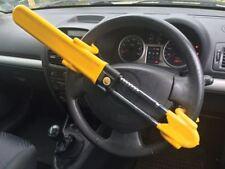 SW Heavy Duty Car Van Steering Wheel Lock High Security Anti Theft Twin Bar Hook