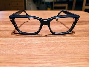 Persol 2895 - V 826 Vintage Brille Blau/Schwarz/Braun