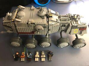Lego Star Wars Clone Turbo Tank (8098) %99 Complete