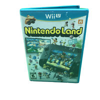 Nintendo Land for Nintendo Wii U - Complete CIB w/ Manual