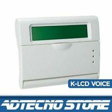 AMC K-LCD VOICE - TASTIERA LCD CON ALTOPARLANTE INTERNO