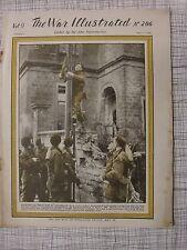 The War Illustrated # 206 (Buchenwald, Arnhem, Roosevelt, Vienna, Hanover, V2)