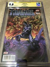 Thanos 17 Variant CGC SS 9.8 Donny Cates Cosmic Ghost Rider Avengers Endgame