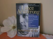 Lance Armstrong It's Not about the Bike - My Journey Back to Life Paperback