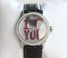 D&G I Love You Ladies Watch DOLCE & GABBANA
