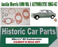 """1 ½ """" su Hs4 Carburador Juego De Juntas Para austin-morris 1100 Mk1 Automático 1965-67"""