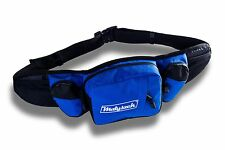 BLUE MOTORCYCLE TOOL PACK WAIST POUCH DRY BAG ENDURO OFF ROAD ADVENTURE  KTM