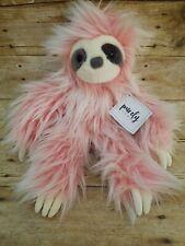 Stuffed animal sloth Pink