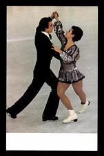 Ludmilla Pakhomova und Alexander Gorshkov Autogrammkarte Eiskunstlauf+ G 18950