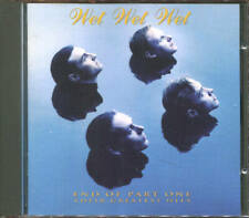 CD  Wet Wet Wet  END OF PART ONE  THEIR GREATEST HITS  PHONOGRAM 1993