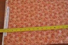 By 1/2 Yd, Brown on Orange Quilting, Thimbleberries/Village Green, 0180 3, M8557