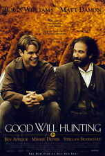 "Good Will Hunting Movie Poster [Licensed-New-Usa] 27x40"" Theater Size"
