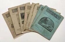 BABYLAND. Juvenile periodical. Nine issues. 1881/82.
