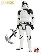 Deluxe First Order Stormtrooper 1:4 Replica Star Wars 8 Statue / Figur Big-Sized