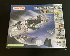 NEW Erector Space Chaos Dark Pirates Fighter Set Model #803150AE