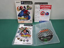 Game Cube Mario Kart Double Dash. caution sheet, etc. Nintendo GC. JAPAN. 40176