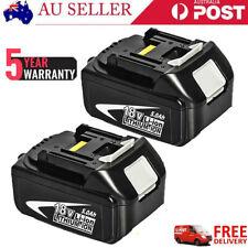 FOR Makita DC18RD Dual Port 18V Rapid Battery Charger USB Li-ion LXT AU Do