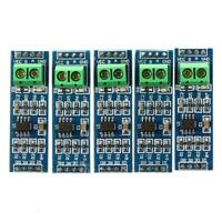5 MAX485 Module/RS485 Module/TTL to RS-485 Module Converter Board For Arduino 7M