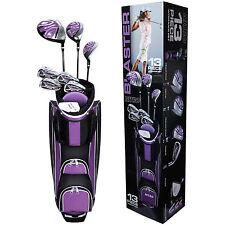 New Iron Complete Nitro Golf Set , Ladies , 13-Piece whit Bag Putter Lightweight