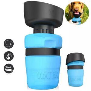 Portable Pet Dog Water Bottle  Outdoor Pet Water Dispenser Feeder Pet Product