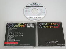 STEVE HARLEY & COCKNEY REBEL/GREATEST HITS(EMI CDP 7 46714 2) CD ALBUM