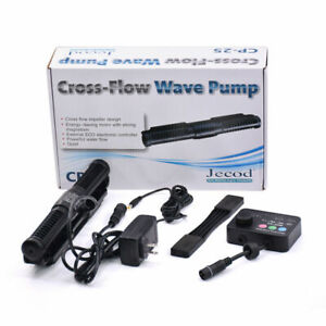 JEBAO JECOD CROSS FLOW WAVE MAKER PUMP AQUARIUM REEF TANK AU CP-25W/40W/55W 220v