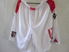 Club Braga Match Worn Eder Football Shorts Portugal Large /34745