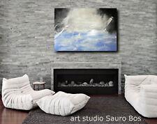 quadro moderno, dipinto  ad olio su tela astratto,quadro paesaggio 120x80
