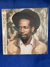 GREGORY ISAACS More Gregory Mango MLPS 9669 1981 REGGAE LP Vinyl Record