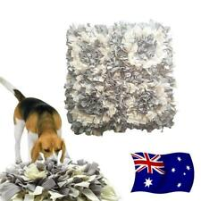 Pet Dog Snuffle Mat Nose Training Sniffing Pad Pet Fun Toy Feeding Mat Cushion