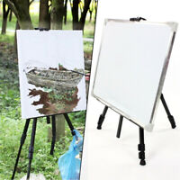 Heavy Iron Adjustable Art Artist Painting Easel Stand Tripod Draw Board Sketch