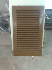 1 Paar Fensterläden - gebraucht - Holz - Höhe 129 cm, Breite 78 cm