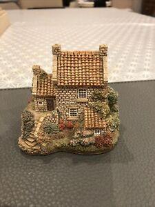 Runswick House Lilliput Lane. English Collection. Handmade In Cumbria.