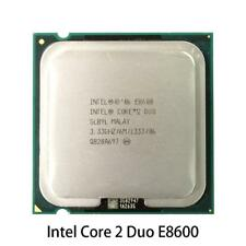 Intel Core 2 Duo E8600 Processor 3.33GHz 6MB 1333MHz Socket775 CPU PRO