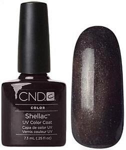 Creative CND Nail Shellac ~ NIGHT GLIMMER  ~ Soak off Gel Polish .25 oz