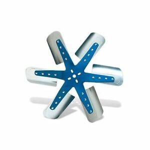 "Flex-a-lite Wide Blade Flex Fan Clockwise Rotation 17"" Dia 1317"